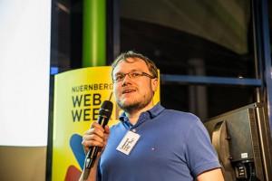 Pitch at Web Week Nuremberg 2014