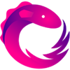 Reactive Extensions for JavaScript Logo